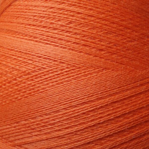 A017 Orange 100% merino picktheyarn.com