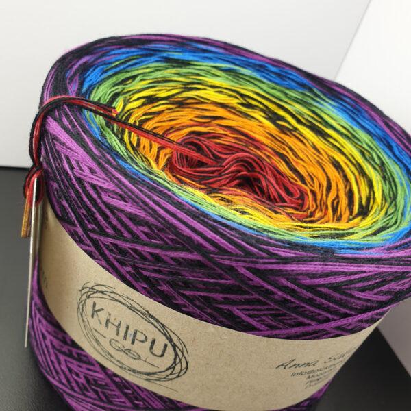 145 Rainbow Soul picktheyarn.com